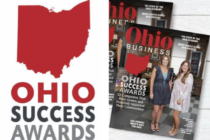 March 2019, Columbus, OH-- Cassie's Cardinals was one of fifty-three organizations honored by the 2019 Ohio Success Awards for growth in revenue and/or employees, as well as demonstrating service in their industry and involvement in their community. For profit companies were honored as well as nonprofits that have made a significant impact on the communities they serve. The awards also honored governmental organization creating unique value or opportunities based on their ingenuity, partnership and perseverance